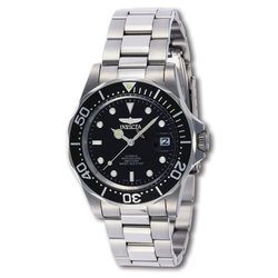 Invicta Men's Black Diver Automatic Watch 8926A