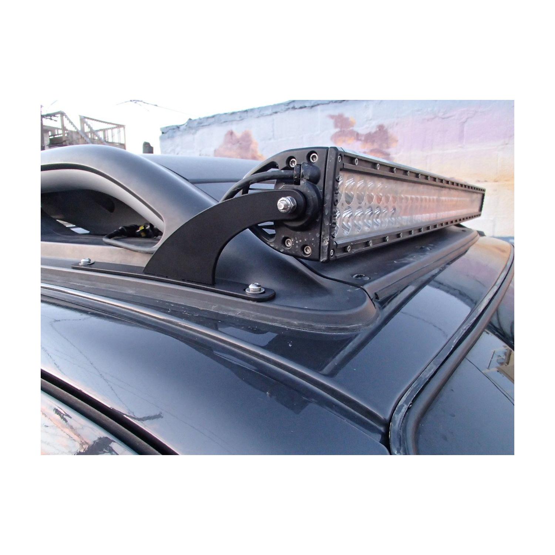 Offroadgorilla 40 Quot Led Light Bar Roof Mount For Nissan