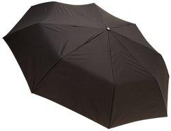 Totes Classics Golf Sized - Compact Umbrella - Black - One Size