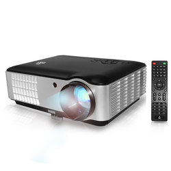 Pyle Home Theater Multimedia Digital LED Projector (PRJLE78)
