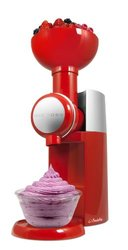 Swirlio Frozen Fruit Dessert Maker - Red