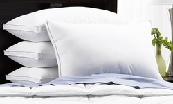 Pillow Guy Soft Exquisite Hotel Collection Pillows 2-Pack - Size: Standard