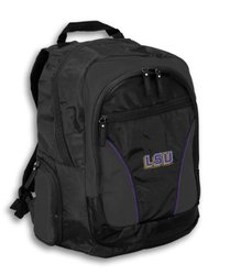 Logo Chair LSU Tigers 2 Strap Backpack