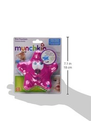 Munchkin Star Fountain, Colors May Vary