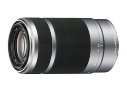 Sony SEL55210 55-210mm f/4.5-6.3 Telephoto Zoom Lens for Sony NEX Cameras