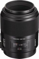 Sony SAL100M28 100mm f/2.8 Macro Lens for Alpha Digital SLR Cameras