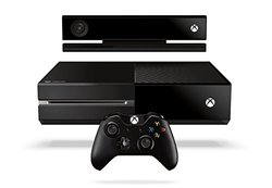 Microsoft 500GB Xbox One - Black (Without Kinect)