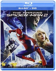 The Amazing Spider-Man 2 Blu-ray/DVD/UltraViolet Combo Pack 419173