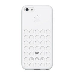 Apple MF039ZM/A iPhone 5c Case, White