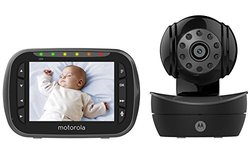Motorola MBP43 Remote Wireless Video with 3.5-Inch ColorScreen, Remote Zoom