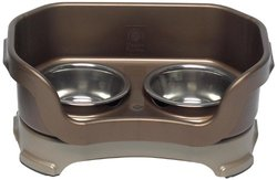 Neater Feeder Small Bronze Dual Dog Bowl 504007