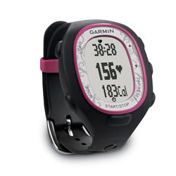 Garmin FR70 Fitness Watch w/ Heart-Rate Monitor - Pink/Black