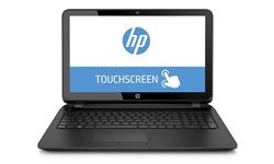 "HP 15-F010DX 15.6"" Touchscreen Laptop i3 4GB 500GB Windows 10 (J9M23UA)"