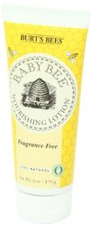 Burt's Bees Baby Bee Fragrance Free Lotion - 6 Ounce