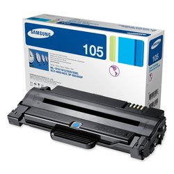 Samsung Original Laser Printer Toner Cartridge - Black (MLT-D105S)