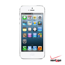 Apple iPhone 5 16GB No-Contract for Verizon Wireless - White (MD655LL/A)