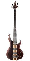 ESP LTD F-4E Bass Guitar - Natural Satin
