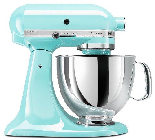 Bon Kitchenaid Ultra Power 4.5 Qt Stand Mixer 300W   Ice Blue