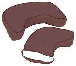 Leachco Natural Boost - Adjustable Nursing Pillow - Brown