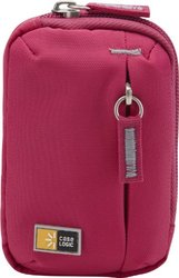 Case Logic Point & Shoot Camera Case w Storage, Pink