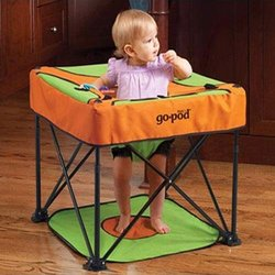 KidCo GoPod Portable Bed 4 to 7 Months - Sorbet