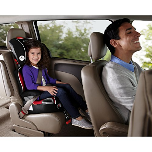Graco Affix Highback Booster Car Seat Latch System