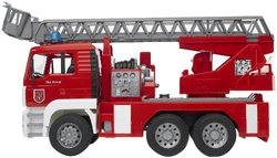 Bruder Man Fire Engine with Water Pump