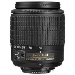 Nikon 2156 55-200mm f4-5.6G ED AF-S DX Nikkor Zoom Lens