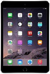 "Apple iPad Mini 3 7.9"""" Tablet 16GB WiFi + 4G - Space Gray (MH3E2LL/A)"" 449888"