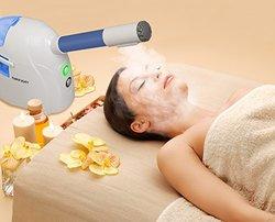 Ivation Portable Sauna Dual-Temperature Facial Steamer