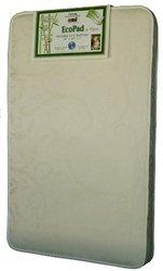 "Colgate EcoPad - 3"" Eco-Friendly Portable Crib Mattress - Natural"