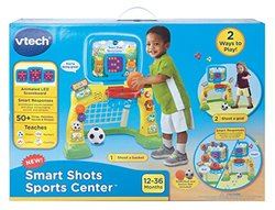 VTech Smart Shots Sports Center Kids Play