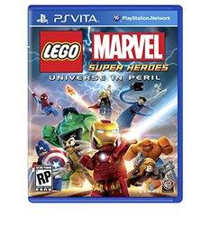 Lego Marvel Super Heroes PlayStation Vita 459210