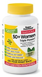 Simply One 50+ Women Iron-Free 90 tab
