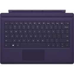 Microsoft Surface Pro 3 Type Cover - Purple (RF2-00003)