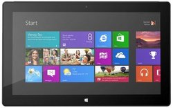 Microsoft Surface Pro 1 Tablet 128 GB Hard Drive 4 GB RAM Dual-Core I5