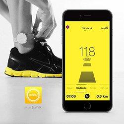Moov - Smart Multi-Sport Fitness Coach & Tracker (Black)