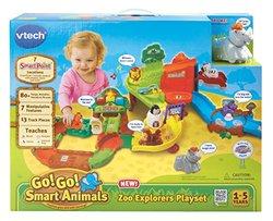 Vtech Go! Go! Smart Animals Zoo Explorers Play Set