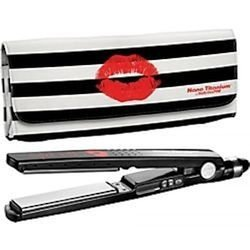 "BaByliss Pro Styled With A Kiss Nano Titanium 1"" Barrel Flat Iron"