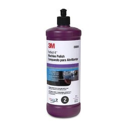 3M 06064 Perfect-It Machine Polish - 1 Quart