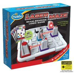 Think Fun Laser Maze Logic Board Game (1004-T) 475212