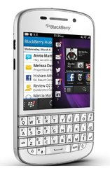 Blackberry Q10 16GB Unlocked GSM Dual-Core Smartphone - White