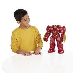 Marvel Avengers Titan Hero Tech Interactive Hulk Buster 12 Inch Figure