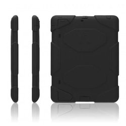 Griffin Technology Survivor All-Terrain Case for iPad 2/3/4 - Black
