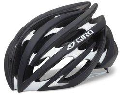 Giro Aeon Cycling Helmet (Matte Black/White, Medium)