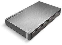 LaCie Porsche Design P'9220 2 TB USB 3.0 Portable External Hard Drive (9000459)