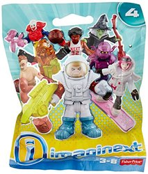 Fisher Price Imaginext Series 4 Collectible Figures Mystery Pack (Color/Styles May Vary) 485533