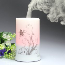 EiioX Ultrasonic Purifier Aromatherapy Essential Oil Diffuser 100ml