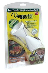 Veggetti Spiral Vegetable Cutter 2 Pack (Pack of 2)