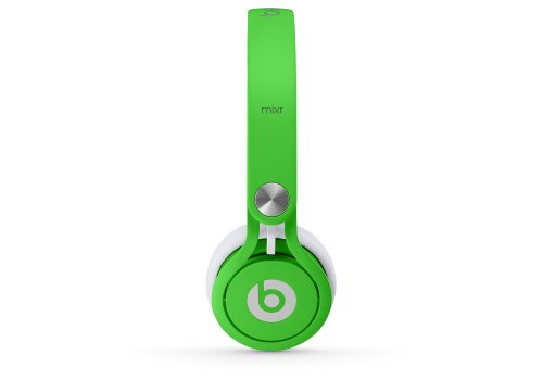 Beats By Dre Mixr On Ear Headphones Neon Green Check Back Soon